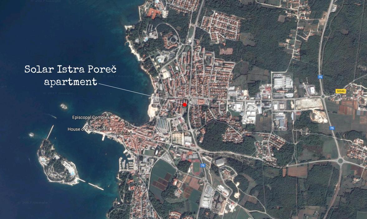 Location Solar Istra